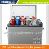 C.C Mini Portable Mobile Car Refrigerator de 12V 24V pour Vessel