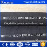 4sp 4sh Slang vier Spiraalvormige DIN Engelse 856 van de Draad