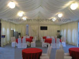 Moldura de alumínio 10X21m Beach Beach Canvas Wedding Tent