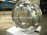 Machine Finished Forged Aluminium Wheel with TUV (22.5X8.25)