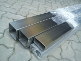 Quadratisches Rohr des Edelstahl-ASTM-A554 304
