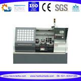 Tipo tornio orizzontale Cknc6136A della base piana del macchinario di CNC di CNC
