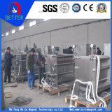 De Machine van de Behandeling van het Water van het Type van plaat voor van de Dehydratie van het Metaal/van het Zand/van de Mijnbouw/Nonmetal van de Verwerking Producten van /Liquid de Stevige