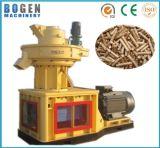 縦のリングは木製の餌の製造所のオリーブの無駄の餌機械おがくずの餌機械を停止する