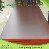 Exporting를 위한 1 Time Hot Press 18mm Phenolic Marine Plywood