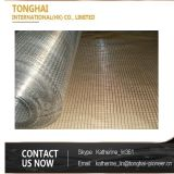 Rete metallica saldata dell'acciaio inossidabile, maglia d'acciaio di costruzione