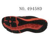 Numéro 49458 chaussures d'action de sport d'hommes de maille