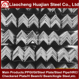 Angle d'acier doux de qualité Q195-Q420 série égale en Chine