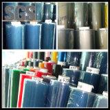 0.17mm 0.5mm 연약한 PVC 수축 필름 뻗기 포장 PVC 필름