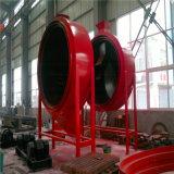Tamburo essiccatore rotativo del cilindro per l'essiccamento composto del fertilizzante