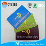 13.56MHz를 가진 고품질 인쇄할 수 있는 14443A RFID 카드
