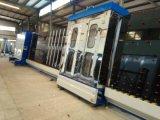 Linha de produção lisa de vidro de isolamento vertical equipamento da imprensa