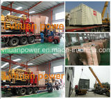 Conjunto de generador de potencia del gas de la gasificación de la biomasa Genset 600kw