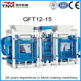 フルオートのブロック機械(QFT12-15)生産ライン