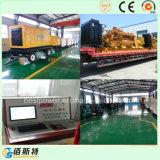 jeu 80kw se produisant à moteur diesel tout neuf avec l'engine de la Chine
