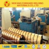 中国の製鉄所からの1.2mm 15kg/Spoolミグ溶接ワイヤー(はんだワイヤー)