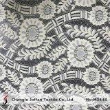 Nuovo commercio all'ingrosso del tessuto del merletto dell'indumento di modo (M3448)