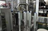 Máquina de etiquetado caliente del palillo del pegamento de las botellas de agua automáticas llenas