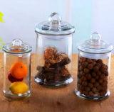 Glasglas-Kerze-Glas kundenspezifische Firmenzeichen-Kerze-Glas-kreative Kerze-Halter des tee-150ml-7500ml