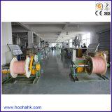 Linha de produção da extrusora do fio e do cabo