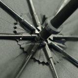 腐食および防蝕Silverbackの紫外線ゴルフ傘