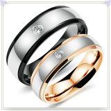 De Ring van de Juwelen van het Roestvrij staal van de Toebehoren van de manier (SR611)