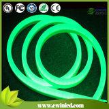 Green Neon Flex pour décoration de Noël