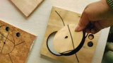 Jq1390 de Houten AcrylMachine van de Gravure van de Laser Scherpe voor Verkoop
