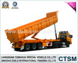 SGS ISO CCC Approuvé arrière Tombereau / Benne Camion Benne