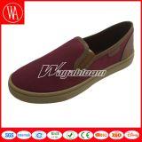 Chaussures occasionnelles de loisirs de chaussures d'hommes de toile de confort