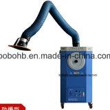 Sistema portátil da extração do fumo para a soldadura do metal com ventilador e motor