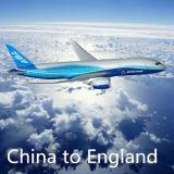 Envío del flete aéreo de China a Cardiff, Cwl, Inglaterra, Reino Unido