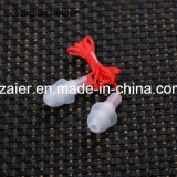 De technologie d'usine boules quies portables de vente directement avec le prix sain d'atténuateur