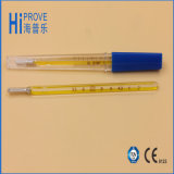 높 질을%s 가진 FDA 세륨 ISO Approval Rectal Clinical Mercury Thermometer
