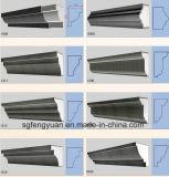 Lignes de moulage légères de corniche de mousse de Weigth ENV de panneaux de plafond de Parador