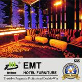 Sofa de boîte de nuit de meubles de loisirs réglé (EMT-KTV05)