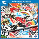 Libérer les étiquettes conçues de collant pour le véhicule de moto électrique