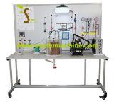 가르치는 장비 정보 수집 시스템을%s 가진 일반적인 주기 Refrigerationtrainer