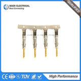 Abgastemperatur-Hochleistungs--Draht-Verdrahtungs-Bauteile, die Stecker-Kabel-Terminals verdrahten