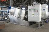 Klärschlamm-entwässernschraube Pres S, Festflüssigkeit-Trennzeichen, Klärschlamm-Entwässerungsmittel