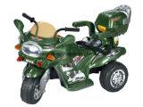3명의 바퀴 6V 전지 효력 기관자전차 장난감에 원격 제어 아이 탐