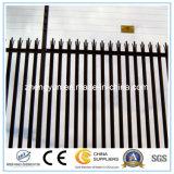 Ограждать Palisade/разделительная стена металла используемая загородкой
