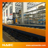 High Speed Pipe Cutting & Profiling Machine를 위한 관 Conveying System
