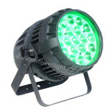 IP65 beleuchtet im Freien helle Vorrichtungen DJ 19*15W LED NENNWERT mit lautem Summen