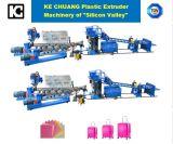 ABS, PC, pp., PS, PET, PMMA Gepäck-Arbeitsweg-Beutel, der Plastikblatt Exturder Maschine herstellt