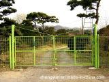 Gemaakt in China om de Buis Gelaste Deur van de Gang van de Poort van de Tuin van de Omheining van het Netwerk van de Draad