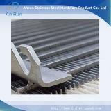 (fabricación) cilindro del filtro del receptor de papel de agua del alambre de V para el filtro de agua
