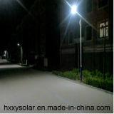 Wasserdichtes angeschaltenes Solarstraßenlaternesolar des Licht-100W