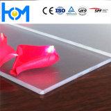 Glace en verre d'arc de picovolte de vente directe d'usine d'ISO/Ce pour le module photovoltaïque