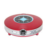 HD WiFi mini intelligenter Pocket Multimedia-Projektor für Haus/Büro/im Freien (X9)